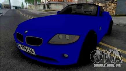 BMW Z4 3.0 2003 para GTA San Andreas