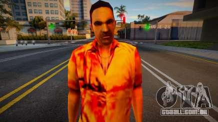 VCS Diaz Goons v8 para GTA San Andreas