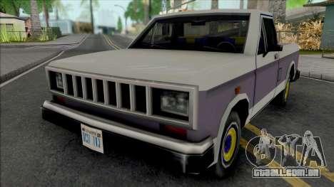 Bobcat de Boca [IVF] para GTA San Andreas