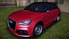 Audi A1 Clubsport Quattro 2011 para GTA Vice City