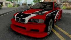 BMW M3 GTR Stacked Deck (NFS Carbon)
