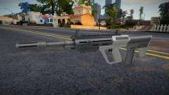 GTA V: Vom Feuer Military Rifle