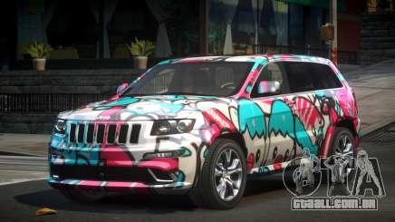 Jeep Grand Cherokee Qz S2 para GTA 4