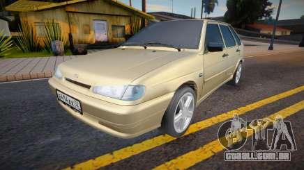 VAZ 2114 Vad Bou para GTA San Andreas