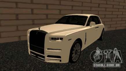 Rolls-Royce Phantom VIII para GTA San Andreas