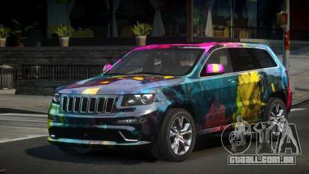 Jeep Grand Cherokee Qz S3 para GTA 4
