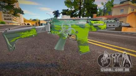 AK5 Biohazard para GTA San Andreas