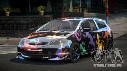 Honda Civic BS-U S7 para GTA 4