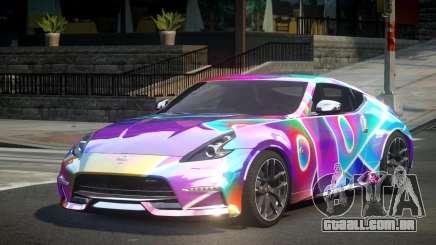 Nissan 370Z US S1 para GTA 4