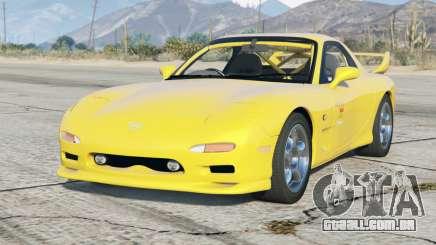 Mazda Ẽfini RX-7 Tipo R (FD3S) D〡add-on inicial para GTA 5