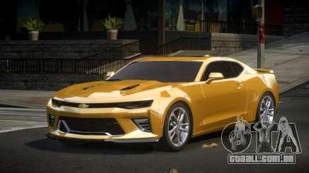 Chevrolet Camaro SP-U para GTA 4