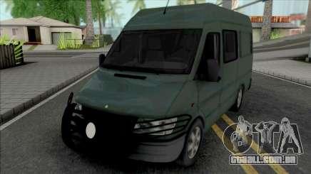 Mercedes-Benz Sprinter 1997 Security Van para GTA San Andreas