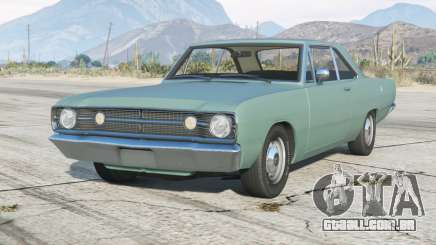 Dodge Dart Hardtop 1968〡add-on para GTA 5