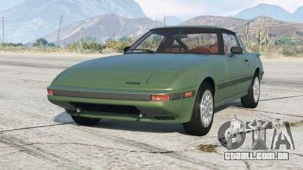 Mazda RX-7 GSL-SE (SA) 1985〡add-on v1.1 para GTA 5