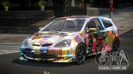 Honda Civic BS-U S9 para GTA 4