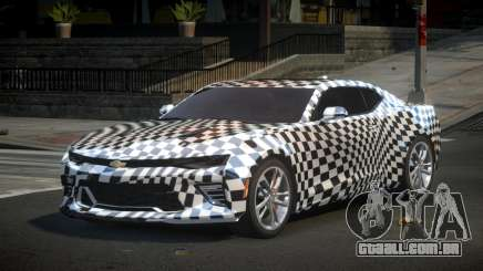 Chevrolet Camaro SP-U S2 para GTA 4