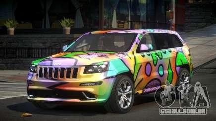 Jeep Grand Cherokee Qz S1 para GTA 4