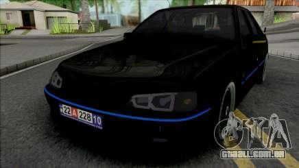 Peugeot Pars Yakuza para GTA San Andreas