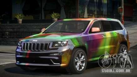 Jeep Grand Cherokee Qz S8 para GTA 4