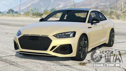 Audi RS 5 Coupe (B9) 2020〡add-on para GTA 5