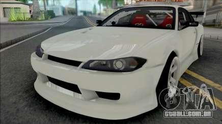 Nissan Silvia S15 (Handling Setup Drift) para GTA San Andreas