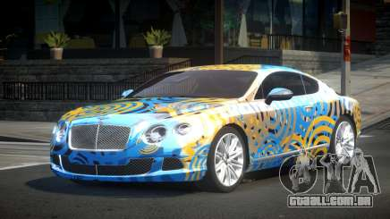 Bentley Continental Qz S9 para GTA 4