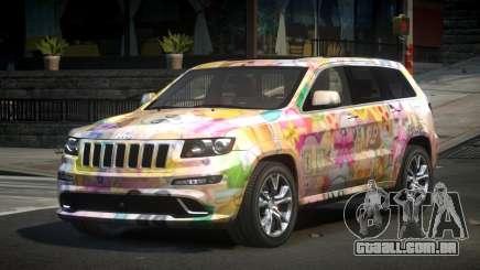 Jeep Grand Cherokee Qz S4 para GTA 4