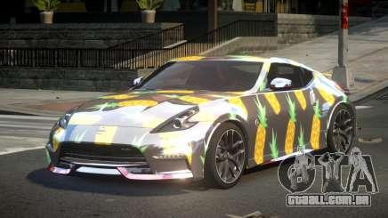 Nissan 370Z US S9 para GTA 4