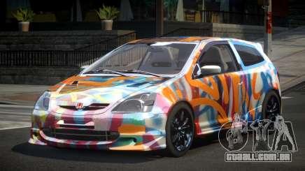 Honda Civic BS-U S3 para GTA 4