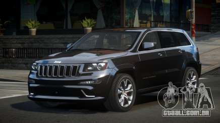 Jeep Grand Cherokee Qz para GTA 4