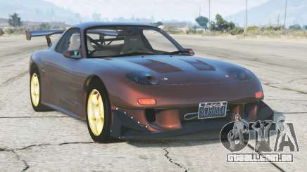 Mazda RX-7 Type R Re-Amemiya (FD3S)〡add-on ver. Final para GTA 5